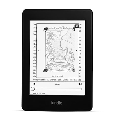 Amazon's new Kindle Paperwhite priced at £109 for UK, arrives October 3rd