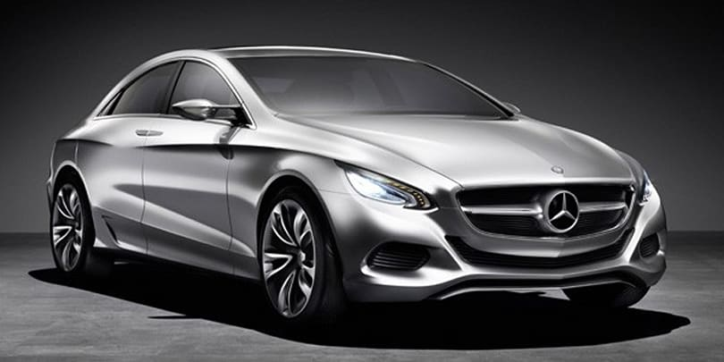 Mercedes-Benz F800 Style teases us with fuel cells, aggressive new look