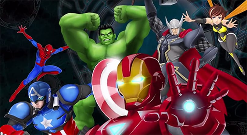 Bandai Namco reunites Spider-Man with The Avengers