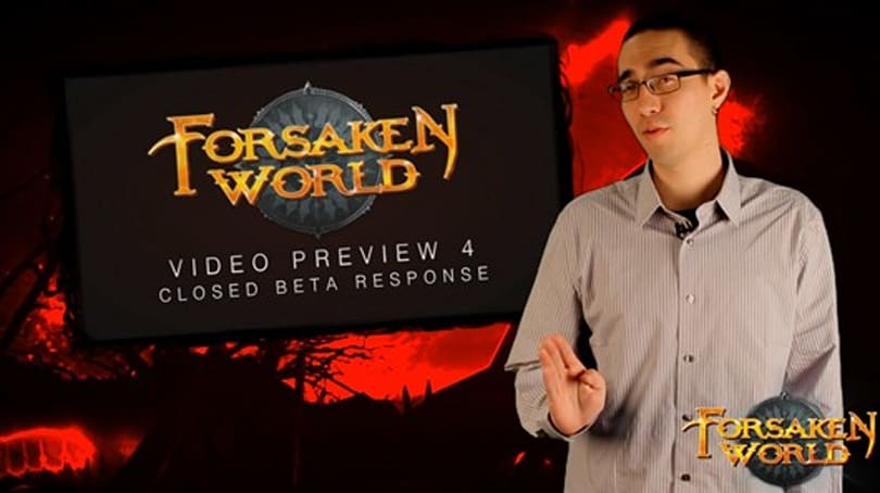 Forsaken World devs outline Phase 4 Beta