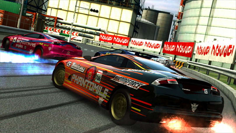 Ridge Racer 7: 3D License Version preview: Nothing left in the tank
