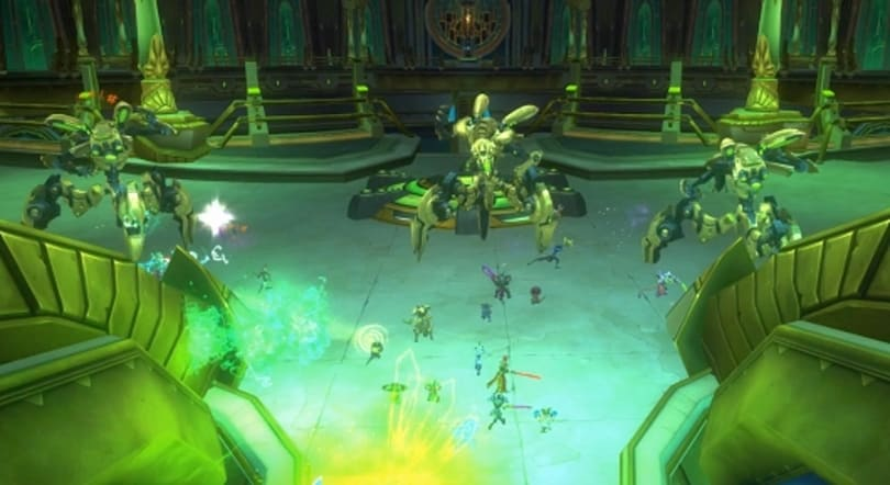 The Daily Grind: What constitutes a 'niche' MMO feature?