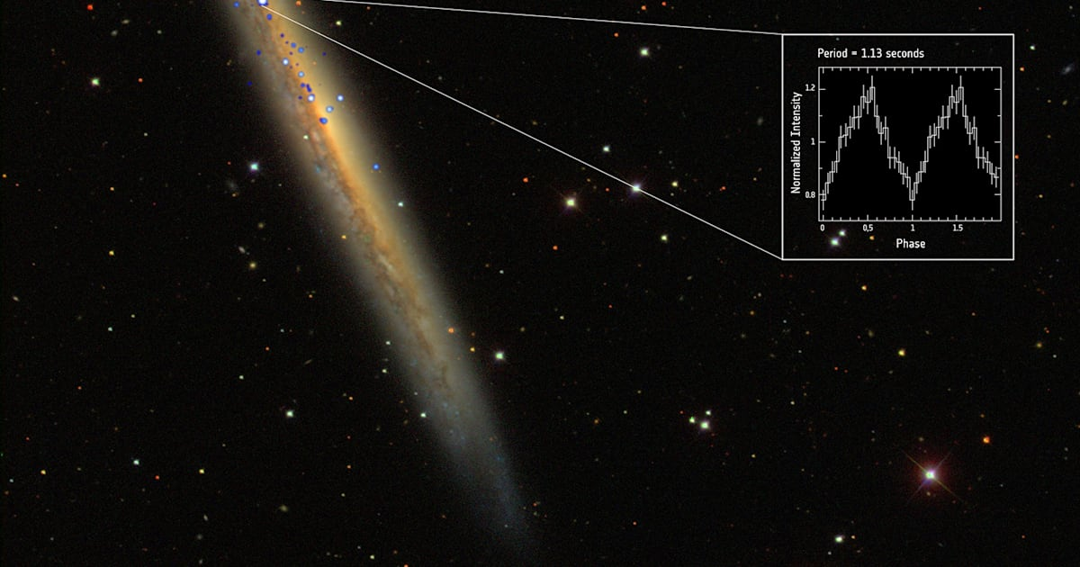 Newly Discovered Star Remnants are the Brightest Ever Seen