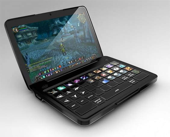 Razer Switchblade: 7-inch pocket gaming concept blows our minds six ways from Sunday