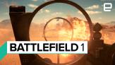 Battlefield 1 at Gamescom