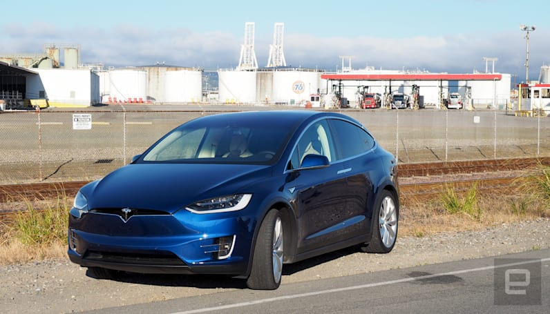 Tesla sues Michigan over law prohibiting direct sales