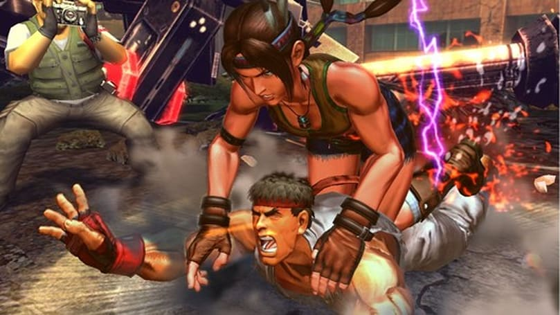 Capcom: Street Fighter X Tekken DLC on-disc to ensure compatibility