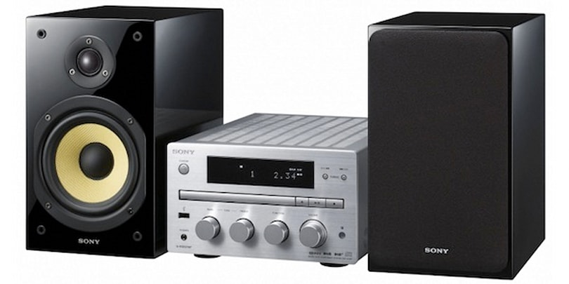 Sony intros G-Series micro HiFi iPhone / iPod systems, blends retro looks with modern features