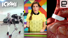 ICYMI: The dogbot and a heart strap that beats surgery