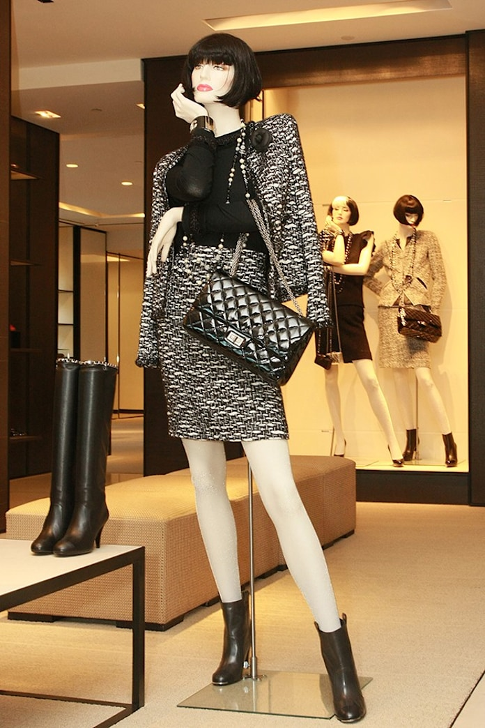 Robbery at Houston Chanel boutique is the latest in string of targeted high-end thefts