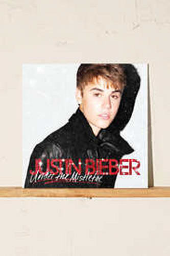Justin Bieber - Under The Mistletoe LP