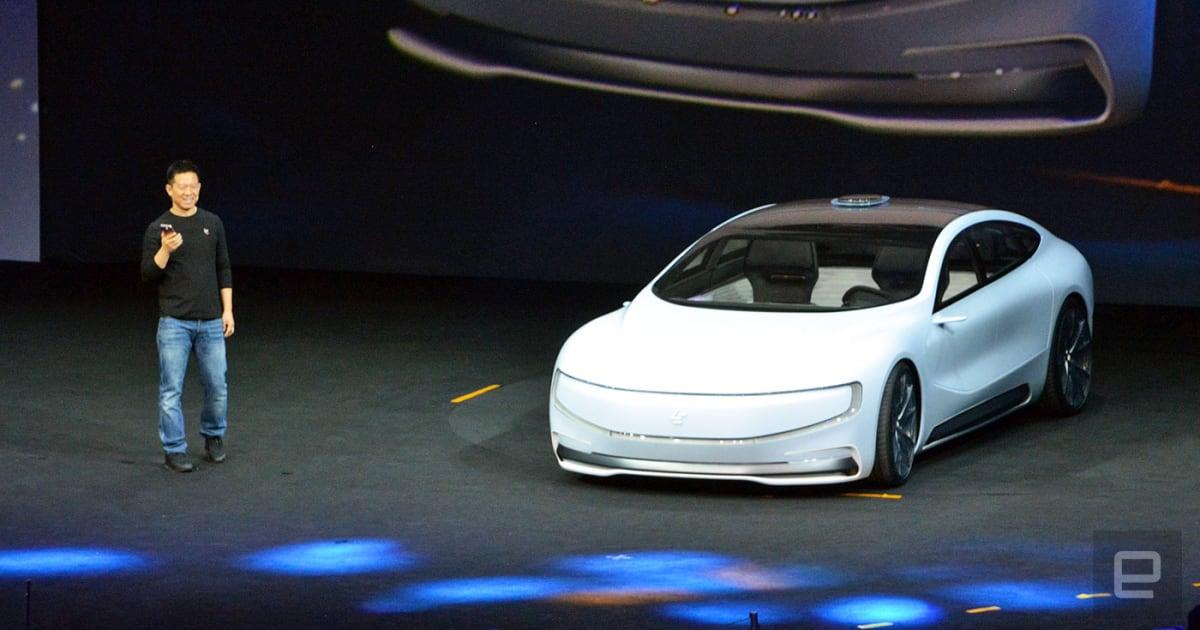 Gadget Show Electric Car