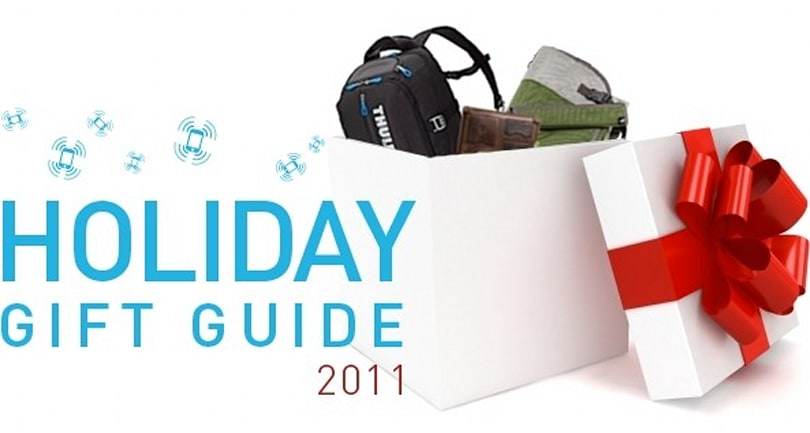 Engadget's holiday gift guide 2011: bags and cases