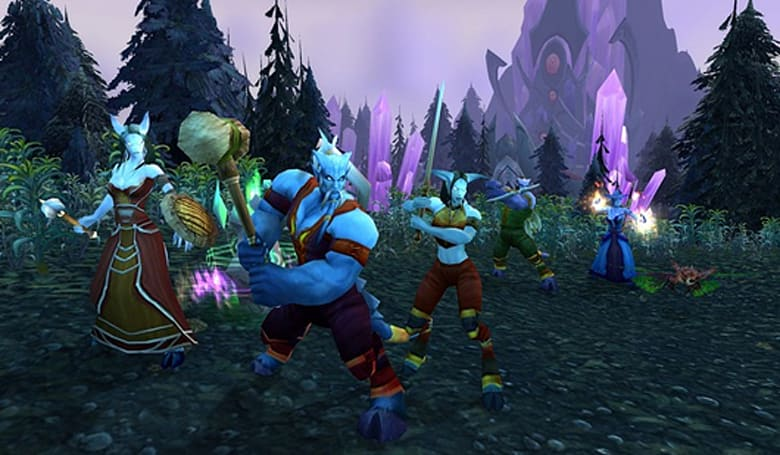 Warlords of Draenor now trademarked in the US and Europe