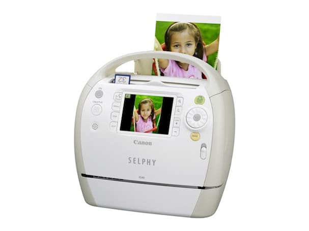 Canon announces voice-guided SELPHY ES40 photo printer