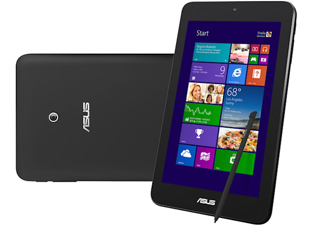 ASUS reveals the VivoTab Note 8, an 8-inch Windows tablet with Wacom pen input