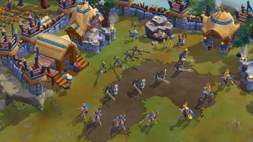 Age of Empires Online ventures north with the Celts