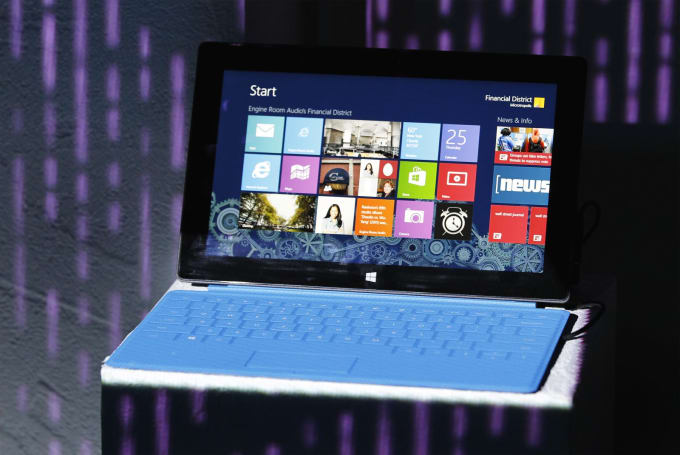 Microsoft could be unveiling its Surface All-in-One in October