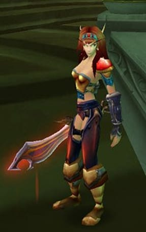 Opening a dialog about sexism in World of Warcraft