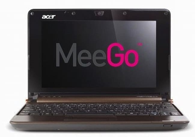 Future Acer netbooks and tablets to run MeeGo