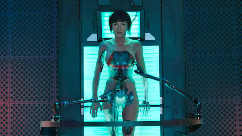 Watch the first live-action 'Ghost in the Shell' trailer
