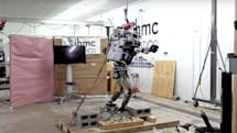 The Atlas robot is getting better at chasing you down