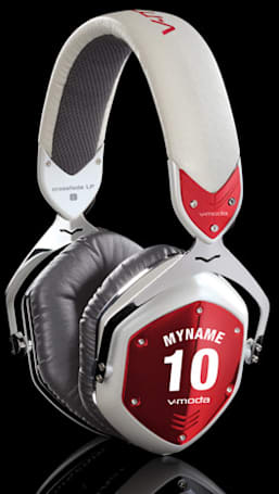 V-Moda's Crossfade LP Custom headphones drop the Beat, make you the superstar