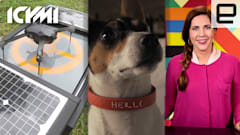 ICYMI: Quick launch UAV box, dog translation collar and more