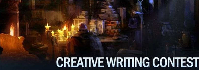 Blizzard creative writing contest winners announced