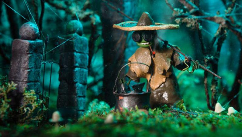 Crowdfund Bookie: Knite is a $43k hand-crafted adventure