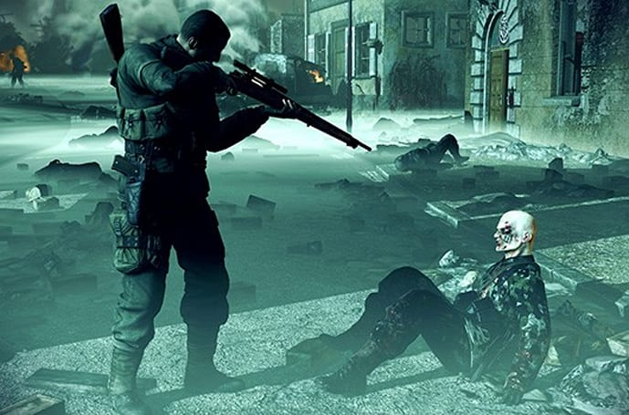 Sniper Elite: Nazi Zombie Army 2 crawls from the grave later this year