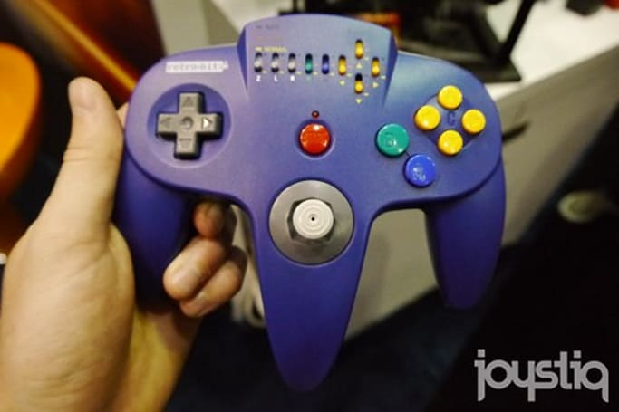 Retro-Bit's wireless N64 controllers are just smashing