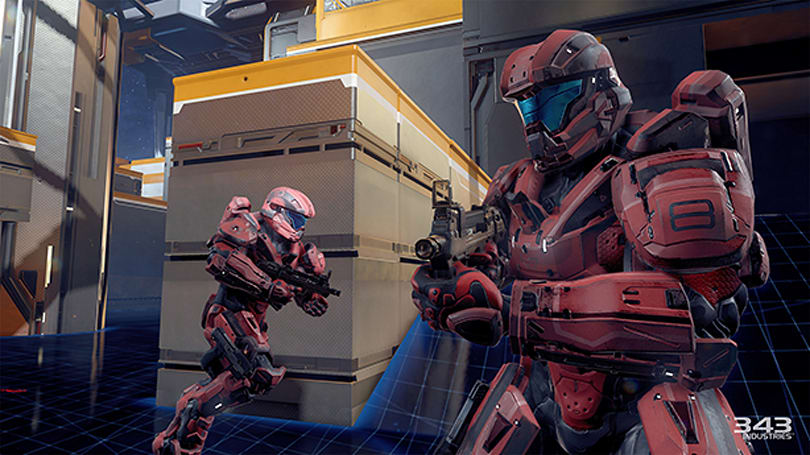 Halo 5 kicks off multiplayer beta today