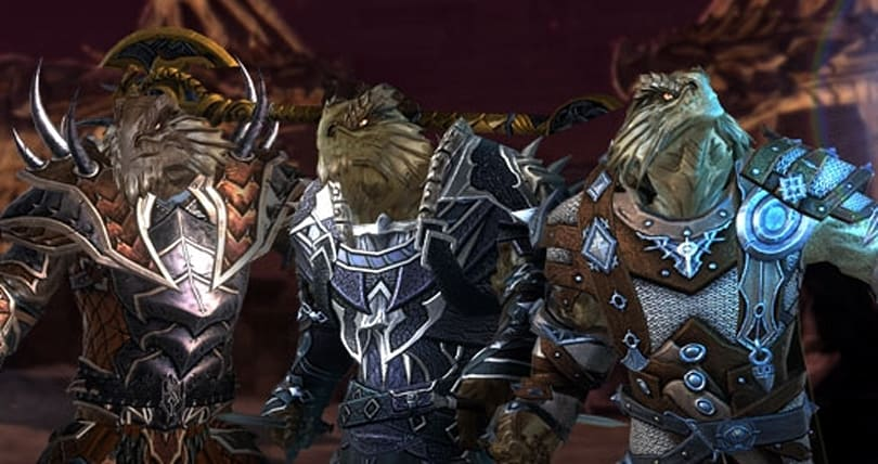 Neverwinter unveils the Dragonborn Pack