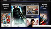 Verizon's Viewdini for Android hunts streaming video on Comcast Xfinity, Hulu and Netflix, strains our 4G