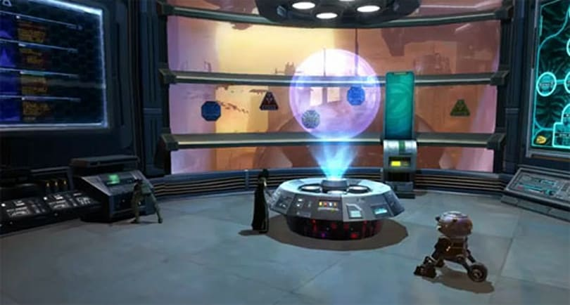 SWTOR's Galactic Strongholds expansion coming in August
