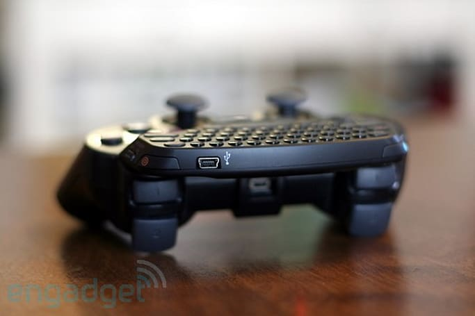 PlayStation 3 Wireless Keypad review
