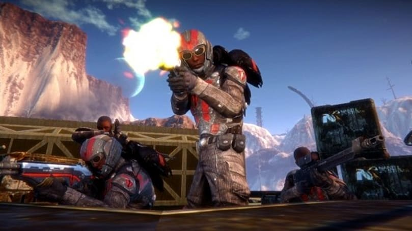 Beta and bucks: John Smedley discusses PlanetSide 2's future
