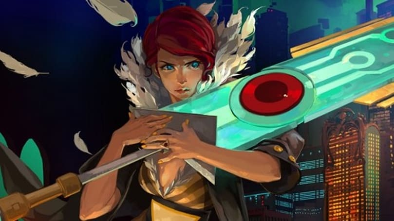 Transistor narration forges 'symbiotic' relationship with sword
