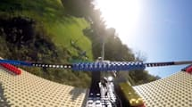 Da schau her: Flugtaugliches Lego-Modellflugzeug