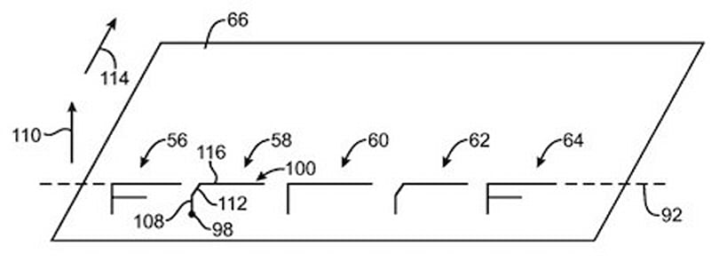 Apple granted patent on improved antenna design