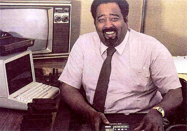 Jerry Lawson, a self-taught engineer, gave us video game cartridges