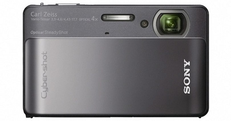Sony's DSC-TX5 is waterproof, freeze-proof, dust-proof, and headed for retail this April