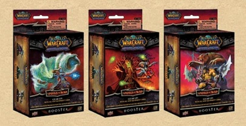 First WoW Minis expansion: Spoils of War