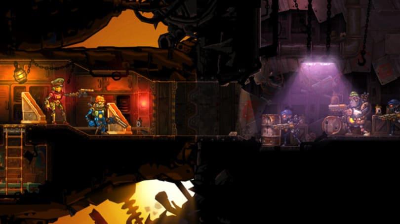 SteamWorld: Heist expands to consoles, PC platforms