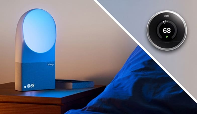 Withings' sleep helper now uses Nest's thermostat to keep you cool