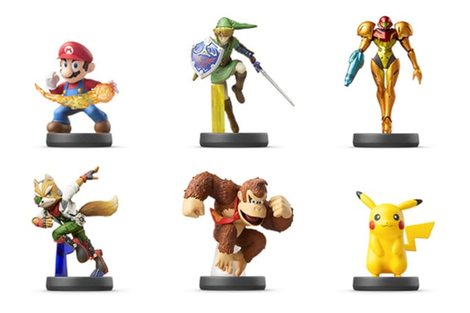 Nintendo wants to sell you an NFC figurine subscription