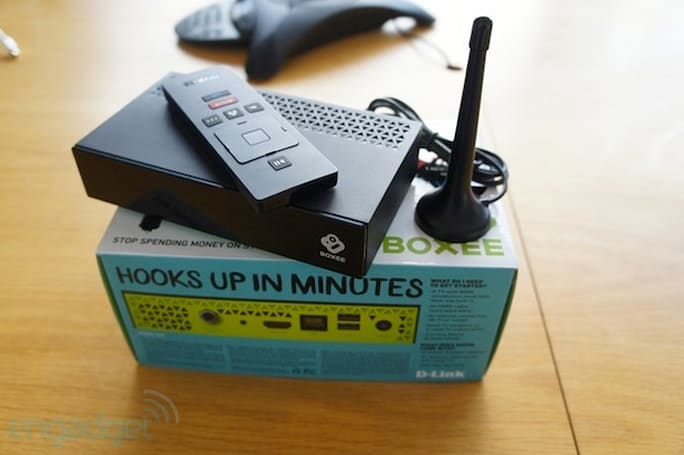 Boxee TV update brings DLNA access, on device DVR management and more