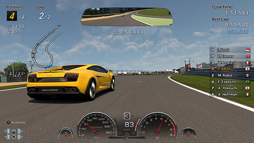 Report: Gran Turismo 7 probably won't arrive in 2014