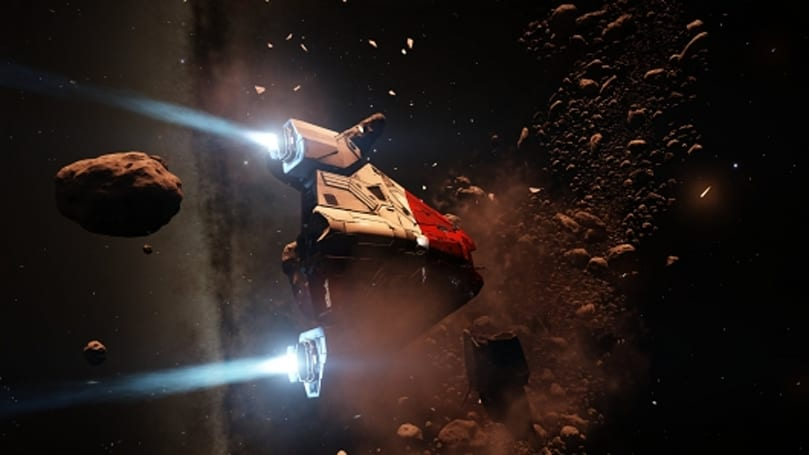 Elite: Dangerous explores the path of... exploring